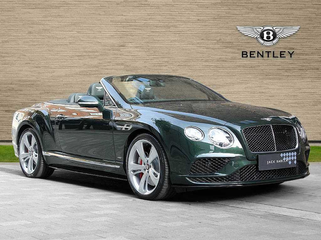 Bentley Continental Gt Green >> Bentley Used Car Continental Gt V8 S Convertible Green
